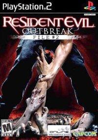 Обложка Resident Evil Outbreak File 2