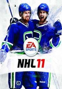 Обложка NHL 11