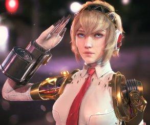 Эгида Руки-пушки: потрясающий арт по старой доброй Persona 3