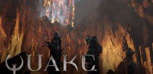 Quake: Champions. Арена Burial Chamber