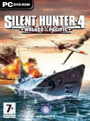 Обложка Silent Hunter 4: Wolves of the Pacific