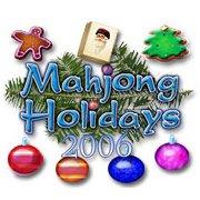 Mahjong Holidays 2006 – фото обложки игры