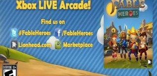 Fable Heroes. Видео #2