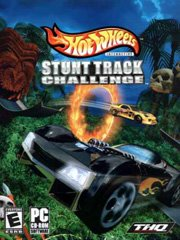 Обложка Hot Wheels Stunt Track Challenge
