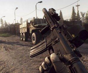 Много стрельбы и мата в альфа-геймплее Escape from Tarkov