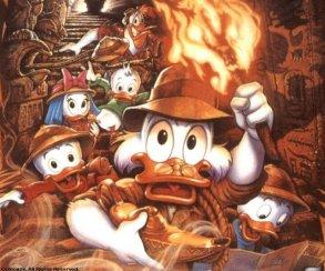 Новый геймплейный ролик DuckTales Remastered