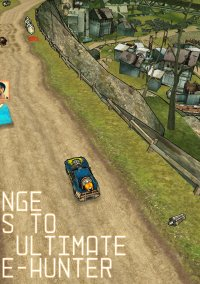 Обложка Scorched: Combat Racing