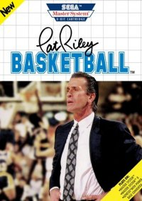 Обложка Pat Riley Basketball