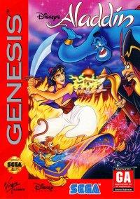 Обложка Disney's Aladdin