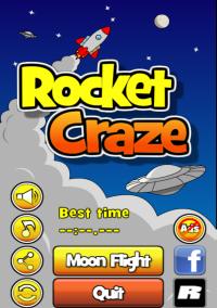 Обложка Rocket Craze