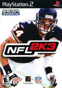 Обложка NFL 2K3