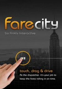 Обложка Fare City: Taxi Mania