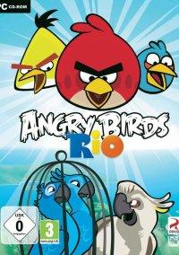 Обложка Angry Birds Rio