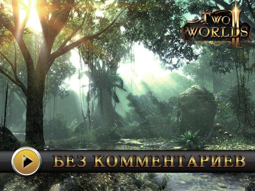 Two Worlds II. Без комментариев
