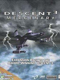 Обложка Descent 3: Mercenary
