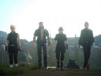 скачать игру через торрент Final Fantasy 15 - фото 5