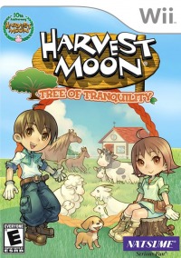 Harvest Moon: Tree of Tranquility – фото обложки игры