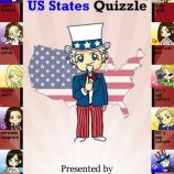 Скриншот US States Quizzle