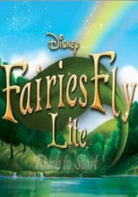 Обложка Disney Fairies Fly
