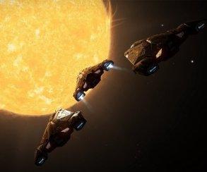 Настоящие исследователи нашли в Elite: Dangerous инопланетную жизнь