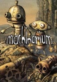 Обложка Machinarium