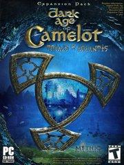 Обложка Dark Age of Camelot: Trials of Atlantis