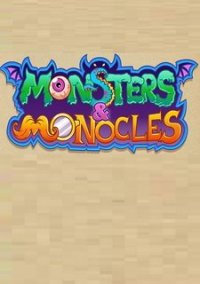 Обложка Monsters & Monocles