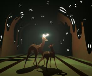 Team 17 издаст игру про оленя Way to the Woods от 16-летнего школьника