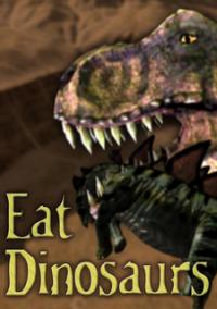 Обложка Eat Dinosaurs