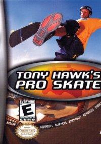 Обложка Tony Hawk's Pro Skater 2