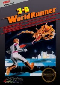 Обложка 3-D WorldRunner