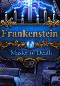 Обложка Frankenstein: Master of Death