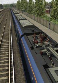 Обложка London-Faversham High Speed