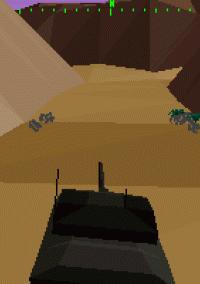 Обложка Tank Commander