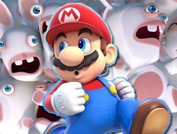 Как Интернет отреагировал на кроссовер Марио и кроликов