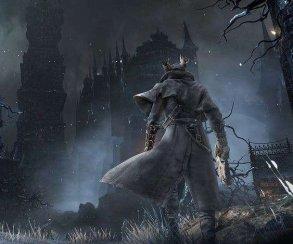 В длинном трейлере Bloodborne герой умирает в первую минуту игры