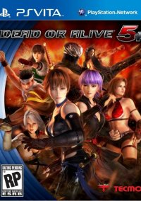 Обложка Dead or Alive 5: Plus
