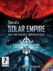 Обложка Sins of a Solar Empire: Entrenchment
