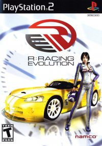 Обложка R: Racing Evolution