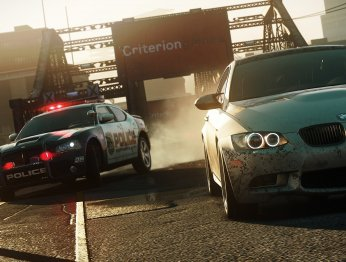 Need for Speed - Most Wanted: впечатления с Gamescom 2012