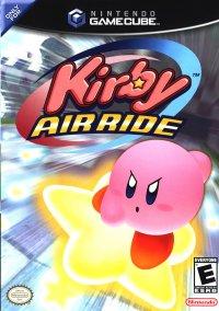 Обложка Kirby Air Ride