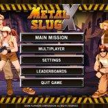 Скриншот Metal Slug X