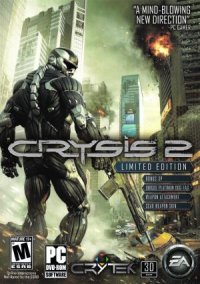 Обложка Crysis 2 Maximum Edition