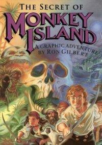 Обложка Secret of Monkey Island