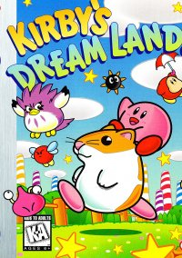 Обложка Kirby's Dream Land 2