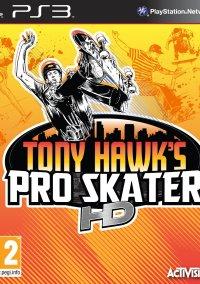 Обложка Tony Hawk's Pro Skater HD