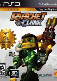 Обложка Ratchet & Clank Collection