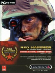 Обложка Operation Flashpoint: Red Hammer