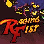 Обложка Raging Fist