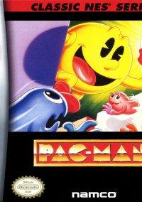 Обложка Classic NES Series: Pac-Man